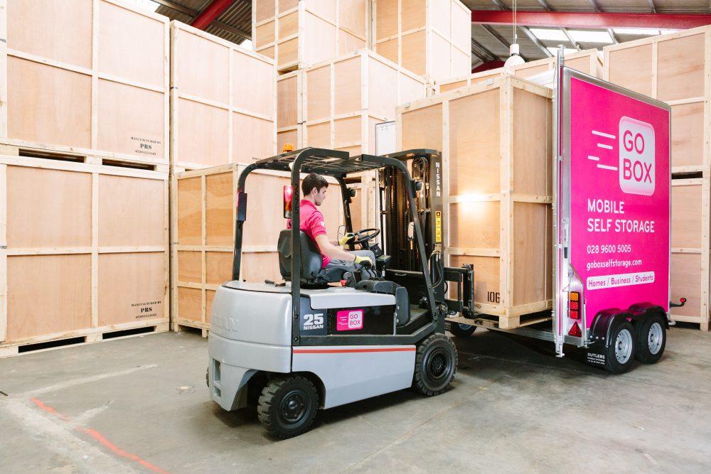 Pallet Storage handling