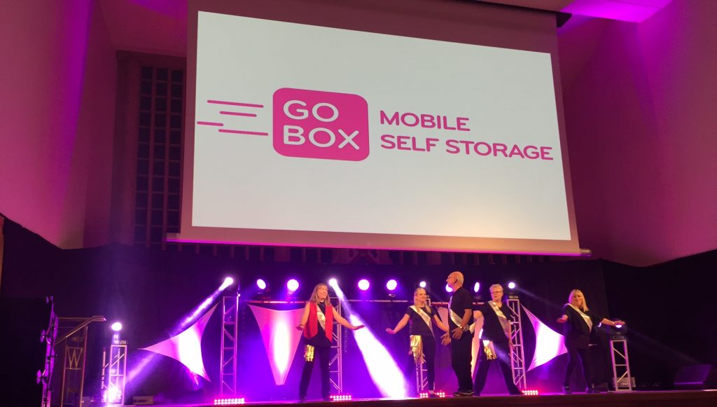 Go Box - Strictly Park Lodge