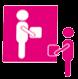GoBox Packing Transparent Illustration