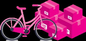 GoBox Student Storage Illustration