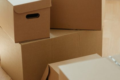 Cardboard Boxes Self Storage